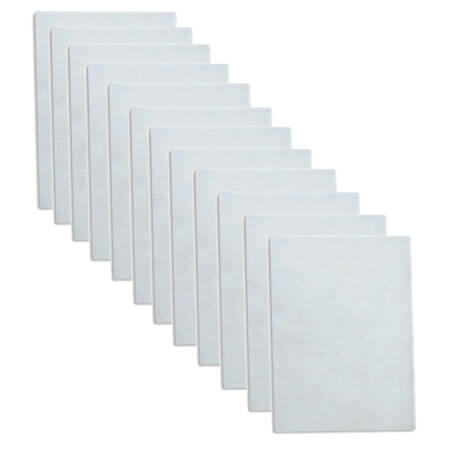 Replacement Pre-Filters for MARK-20 Ceiling Mount Air Cleaner - Set of 12
