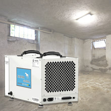 Watchdog NXT60 dehumidifier is perfect for crawl spaces & basements