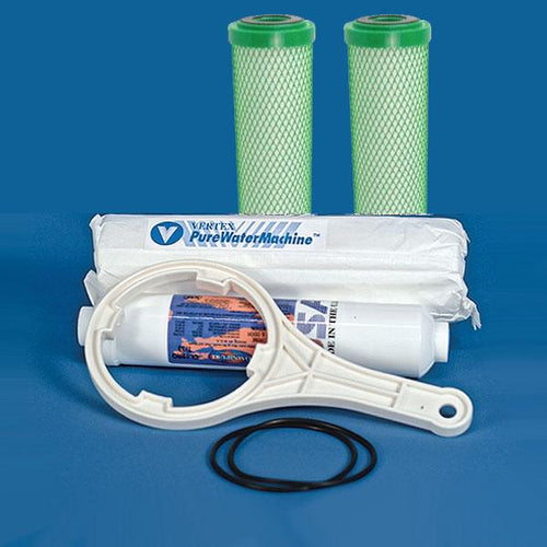 Green Machine 5-Stage RO System Annual Filter Kit