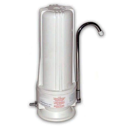 Model 2003 - Counter Top Drinking Water Filter System