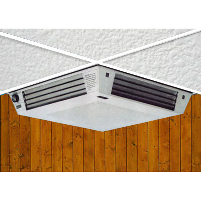 CASE-1000 Ceiling Mount Electronic Smoke Eater Air Cleaner