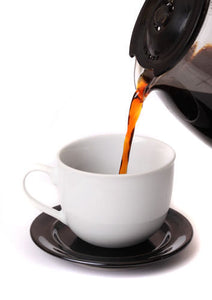 Coffee and tea taste better with filtered water.