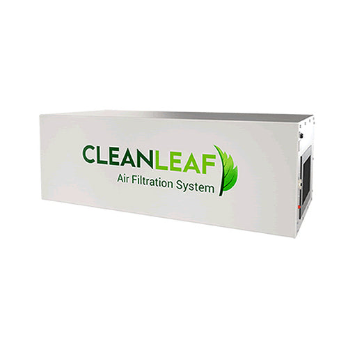 CleanLeaf Air Filtration System for Marijuana Grow Rooms
