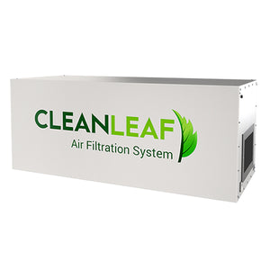CleanLeaf CL2500-H HEPA Air Filtration System for Dispensaries and Grow Rooms