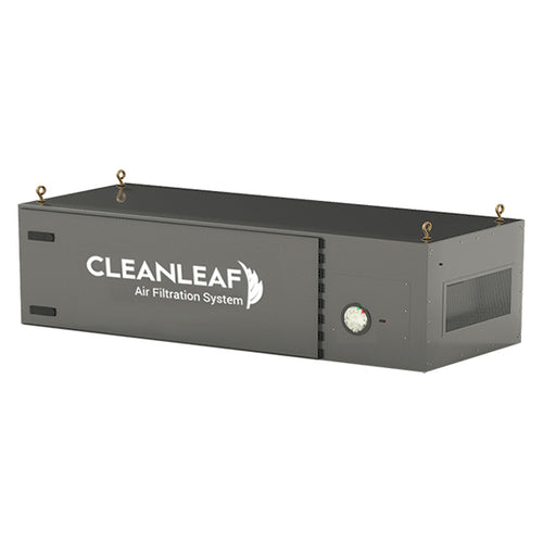 CleanLeaf CL-1250-C7 | Vape & Cannabis Smoke Removal Air Cleaner - 1100 CFM