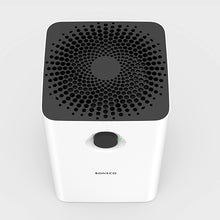 The W200 Air Washer & Humidifier Top View