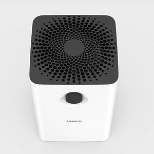 The BONECO W200 Air Washer & Humidifier Top View