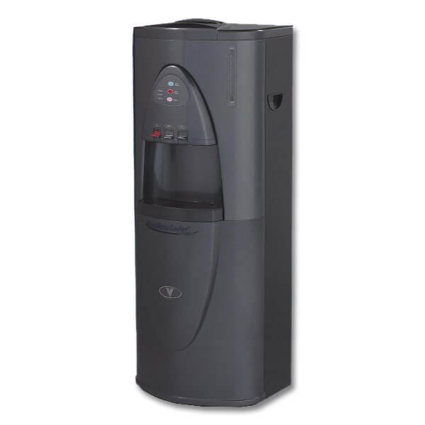 PWC-2000 Bottleless Water Cooler in Black