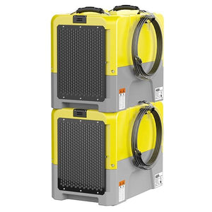 Storm Extreme Restoration Dehumidifier is Stackable