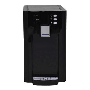 H2O-PRO Countertop Cooler looks great in black!