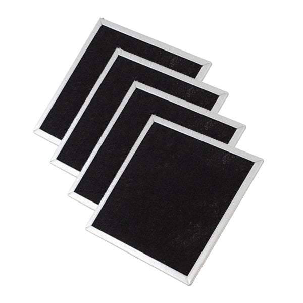 Replacement Carbon Panels for DustPlus Furnace Filter - 4-Pack