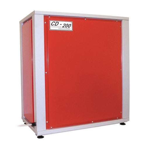 The Ebac CD200 dehumidifier is designed for high humidity problems in harsh environments.