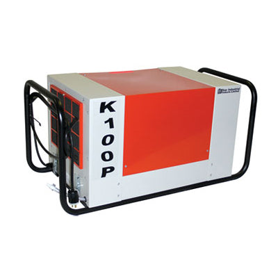 Ebac K100P Heavy Duty, High Capacity Dehumidifier - 97 Pint
