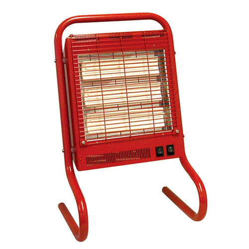 QZC-1500 Ebac Portable Ceramic Infra-Red Spot Heater