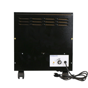 EnviroKlenz Air Purifier Controls - Black