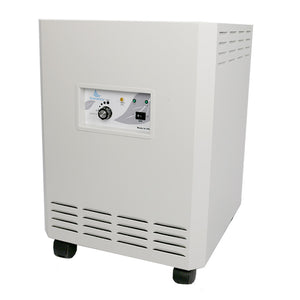 EnviroKlenz UV Mobile Air Purifier safely destroys germs, virus, bacteria, allergens and other airborne microorganisms.