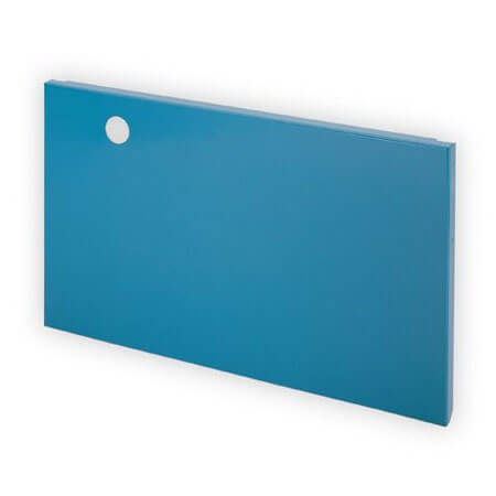 Blue Cover Plate - 484009-0480