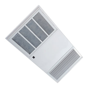 Solid Ceiling Flush Mounted Air Cleaner and Smoke Eater - FM22