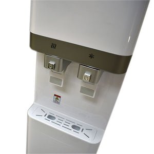 H2O-400 Hot and Cold Water Dispenser Control Panel - White