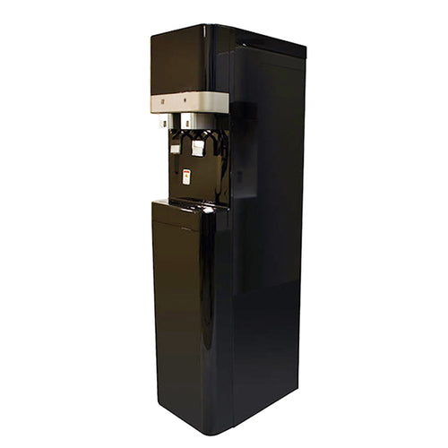 H2O-400 Hot and Cold Office Water Dispenser - Black