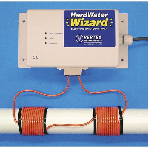 CW-2 HardWaterWizard Commercial Electronic Water Softener and Conditioner