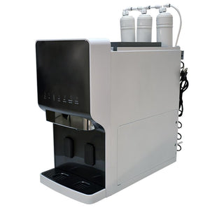 H2O-i020 - Ice Maker and Hot & Cold Filtered Water Dispenser