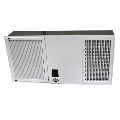 LA-1000-FM Flush Mount Electrostatic Commercial Smoke Eater - White