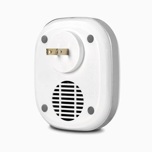 pureAir 50 Small Plug-in Air Deodorizer and Purifier is Easy to Use and plugs in anywhere!