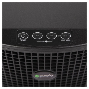 PureAir-1500 Small Space Home Air Purifier - Easy to Use Control Panel