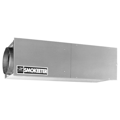 Smokeeter FS Commercial Air Cleaner Installs Concealed in the Ceiling