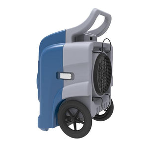 Storm ELITE High Capacity Restoration Dehumidifier has easy to open side clasps