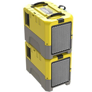 Storm LGR Extreme Portable Restoration Dehumidifier is Stackable