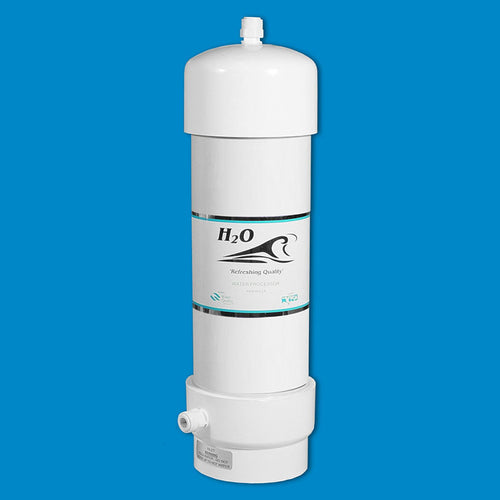 US-4i - Deluxe, high capacity under counter water filter system.