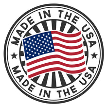 The US-3 25,000 Gallon Under Counter Water Filter is Proudly Made in the USA!