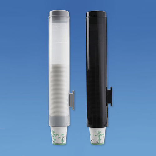 Vertex Bottleless Water Cooler cup holder is available in Black or White