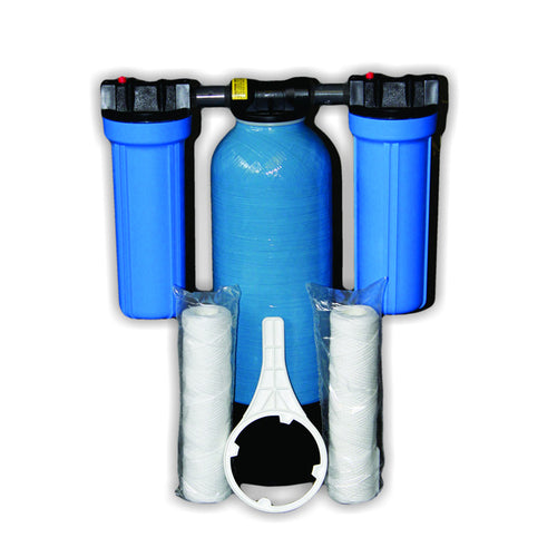 WH-150K Whole House Water Filter - Best POE System Filters 150,000 Gallons