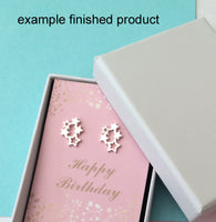 Mismatched Magic Star Earrings
