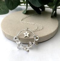 Personalised Eucalyptus Necklace