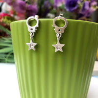 partner in crime with initial star jewellery
