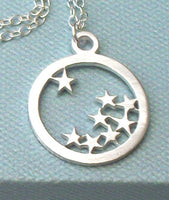 Stars In A Bottle Necklace