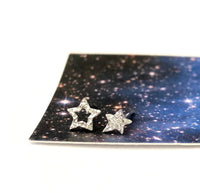 Mini Rock Star Earrings - a ring a day