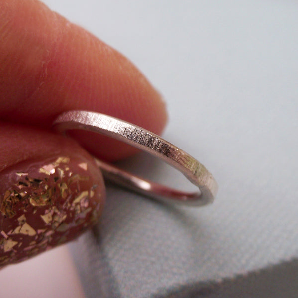 Textured Ring - a ring a day
