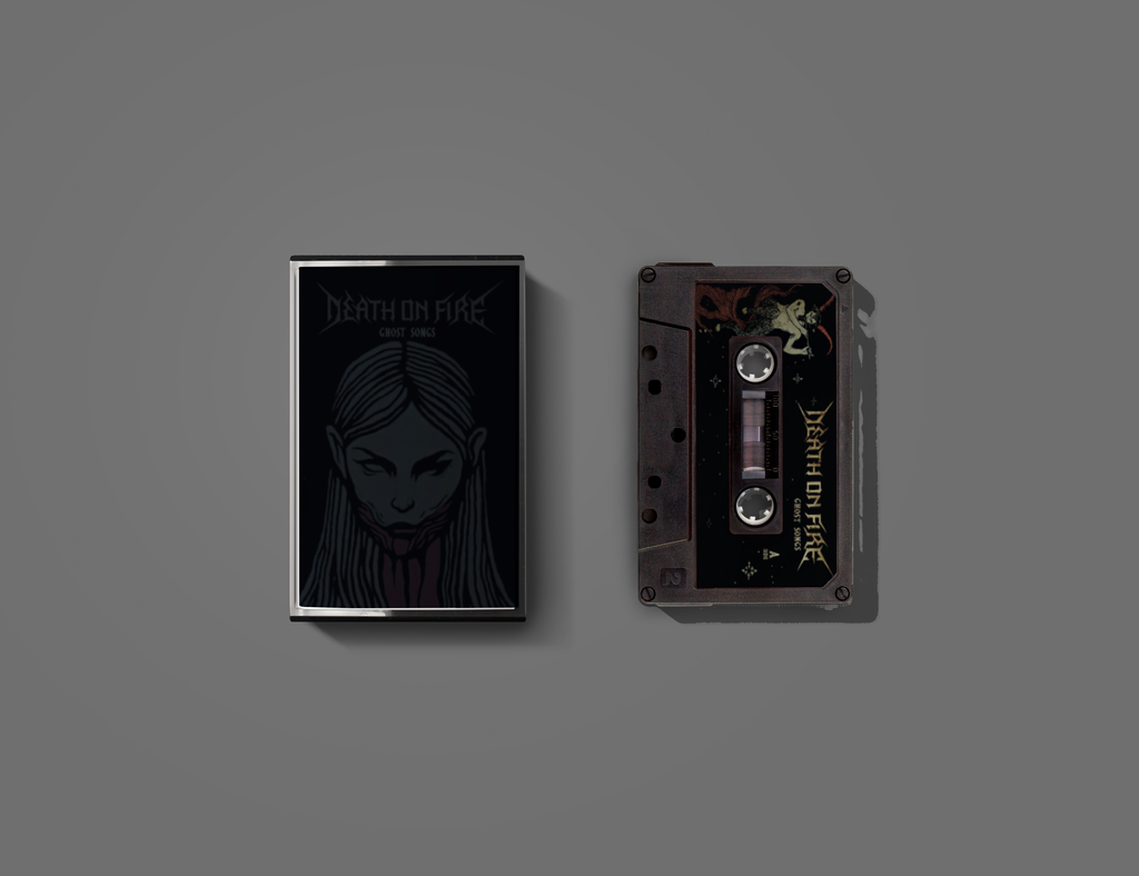 Ghost Songs - Cassette (**PREORDER**)