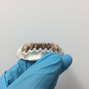 Rose Gold Grill Set