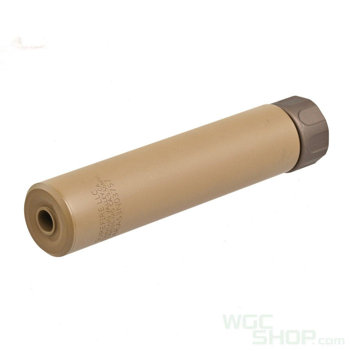 5KU SOCOM 556 QD Silencer with Flash Hider ( Dark Earth / 14mm CCW )