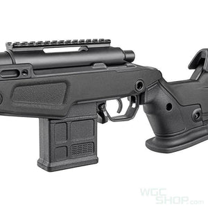 Action Army AAC T10 Spring Airsoft Rifle ( Black )-WGCShop