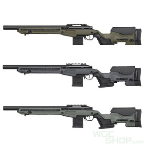Action Army AAC T10 Shorty Spring Airsoft Rifle ( GY )-WGCShop
