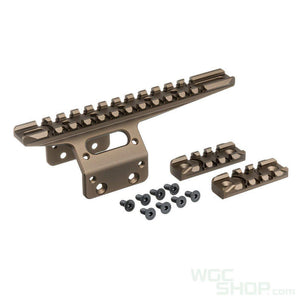 Action Army T10 Front Rail-WGCShop