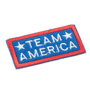 Action Velcro Patch ( Team A )
