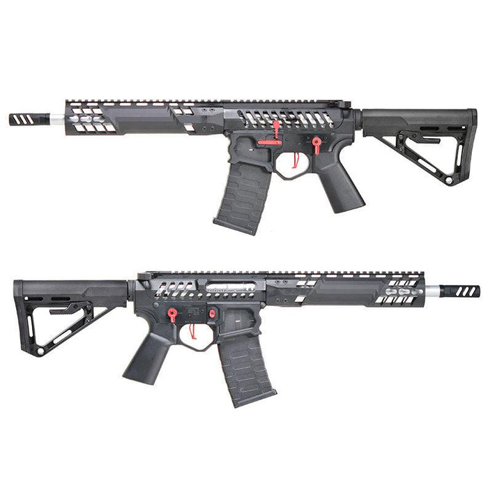 APS F1 SBR BDR-15 3G Short Barrel Rifle AEG ( RS-3 Stock )